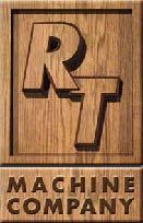 Used Woodworking Machinery Dealers Companies  - RT Machine Company
