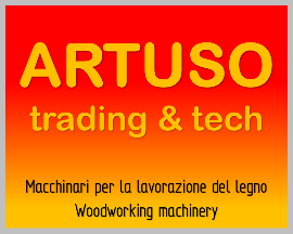 Used Woodworking Machinery Dealers Companies  - Artuso Trading & Tech s.r.l.