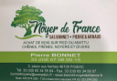 Lumber Wholesale Companies  - Sarl Bonnet - Noyer de France